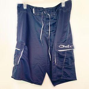 Men's O'Neil Swim trunks board shorts with pockets